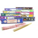 "Incense bouquet ""Top 10"" Satya Sai Baba. Lot of 10x15g (120 sticks approx)"