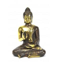 Statuette Buddha Abhaya Mûdra bronze H14cm. A limited series.