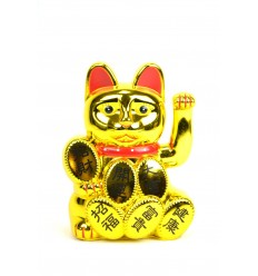 Maneki neko / Gatto giapponese golden fortunato