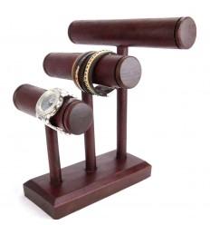 Display storage bracelet original wooden watch