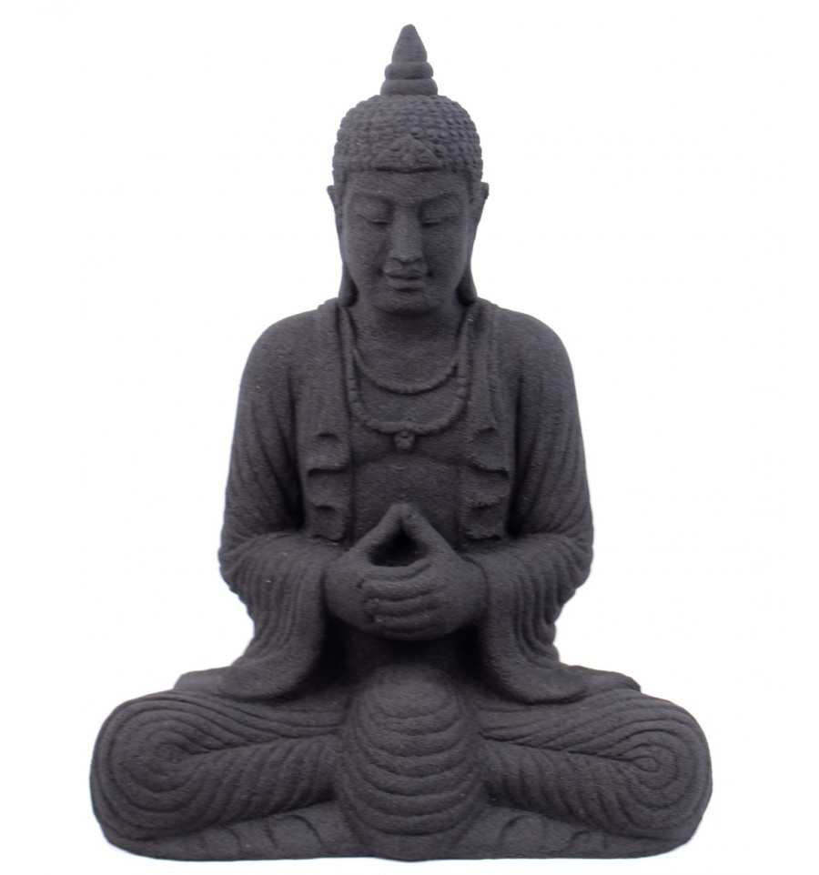 tete de bouddha en pierre ciel pierre monument statue. Black Bedroom Furniture Sets. Home Design Ideas