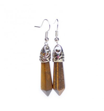 Earrings tiger eye cheap, gem stone protection.