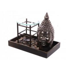 Brule fragrance Buddha, garden-style Zen.