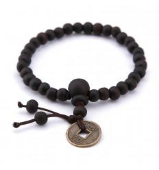 Bracelet spécial Feng Shui de fortune - Perles 6mm