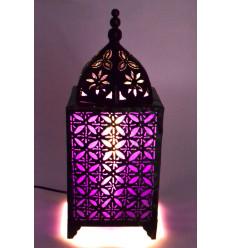Moroccan Lamp Orient Pendant Luminaire Lantern Chinese H60cm