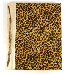 Grande album leopard modello 160 foto - Artigianale-e selvaggiamente chic !