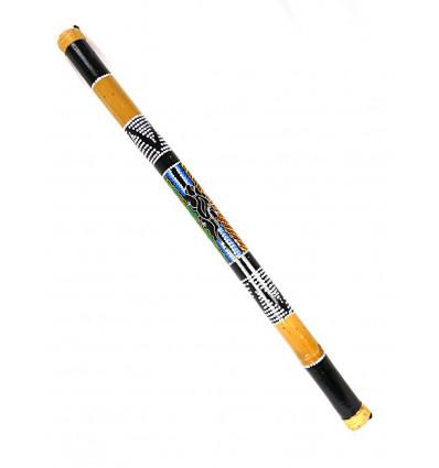 Large rain stick, rainstick bamboo 100cm. Purchase cheap.