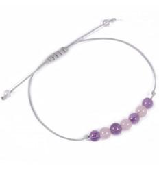 Bracelet en pierre porte-bonheur sensualité aphrodisiaque séduction.