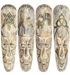 African mask modern cheap sale online. Deco african.