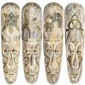 Masque africain moderne pas cher, vente en ligne. Déco africaine.