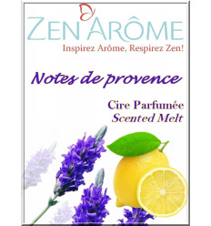 "Lozenges of scented wax, the scent ""Notes of Provence"" by Zen'Aroma"