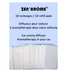 blotters for aroma diffuser car DIFCAR, free shipping.