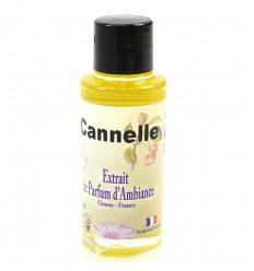 Estratto, diffusore di fragranza, profumo di cannella, di Grasse, in Francia.