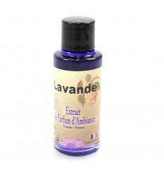 Extrait de parfum lavande pour diffuseur, anti-stress antiseptique.