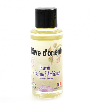 Extract oriental scent for diffuser, original exotic sweet.