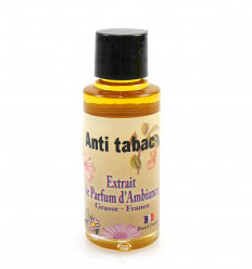 Perfume extract anti-tobacco broadcast, deodorant weaning tobacco.