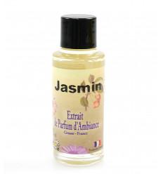 Extrait de parfum d'ambiance jasmin pour diffuseur, achat pas cher.