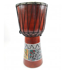 Djembe professional tam-tam teenager beginner on the cheap.