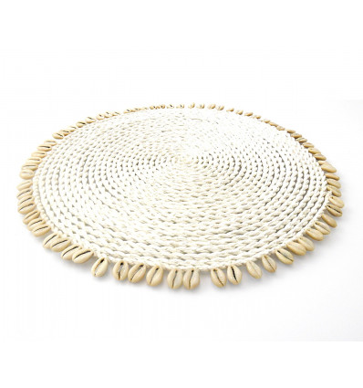 Tovagliette tablemats etnico chic. Deco tabella esotici.