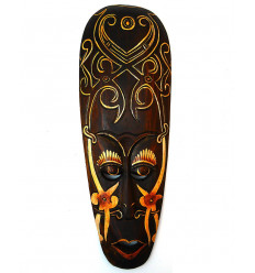 African mask purchase not expensive. Wall decor ethnic african.