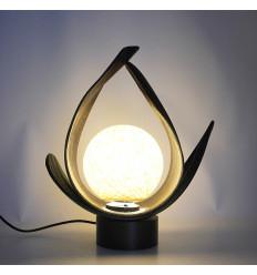 Lampe A Poser Originale Exotique Orientale Ethnique Chic Coco Papaya