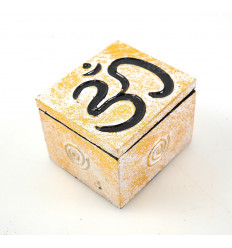 Small gift box, jewel box, wood jewellery.