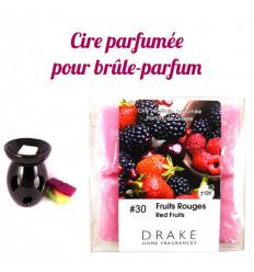 Bevanda rinfrescante di aria di frutta rossa Drake, cera vegetale profumato, acquisto.
