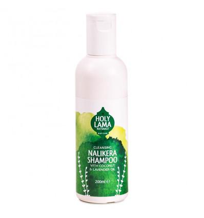 Shampoing naturel ayurvédique vegan huiles essentielles