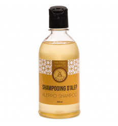 Shampooing d'Alep 350ml à l'huile d'Argan.