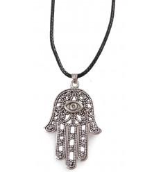 Porte clé Main de Fatma en métal style ethnique livraison gratuite.
