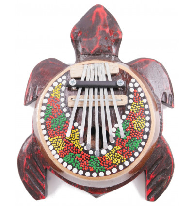 Karimba / Sanza / piano thumb Coconut shape Turtle