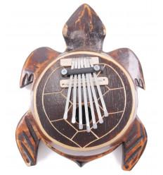 Karimba / Sanza / piano thumb Coconut shape Turtle