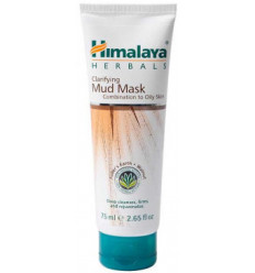 mask ayurvedic oily skin cleanser mud