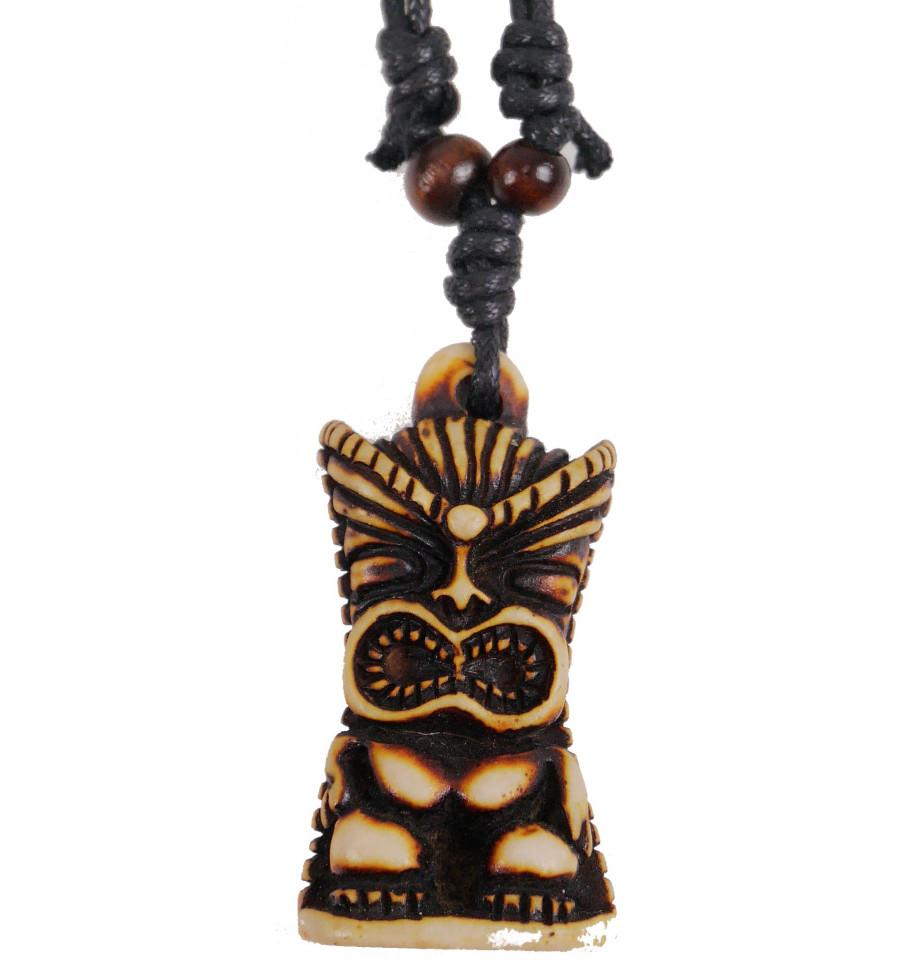 collier polynesien femme