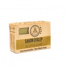 Di sapone di Aleppo per capelli extra-naturale della baia di foglie di alloro.