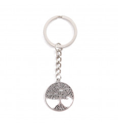 Key holder metal Tree of Life
