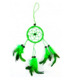 Acheter attrape-rêve vert pour rétroviseur ou bijou de sac