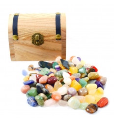 Discovery pack of mini stones-rolled