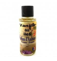 Extrait de Parfum d'Ambiance, Senteur Vanille, Fabriqué à Grasse