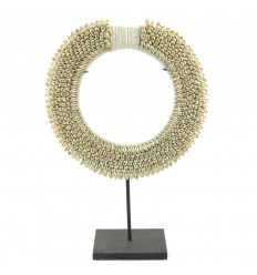 Collana Etnici Africani shell Conchiglie ø30cm