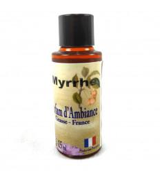 Extrait de Parfum d'Ambiance, Senteur Myrrhe, fabriqué à Grasse France