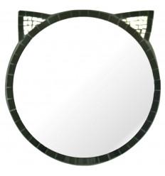 Great mirror eye natural rattan 60cm