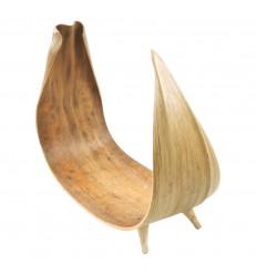Tagliare in foglie di Cocco e Artigianato Centro Tavola, Etnica