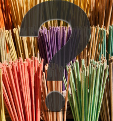 Mystery Bouquet - Assortment of 100% natural Indian incense selected by us