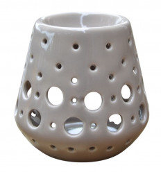 Brule fragrance diffuser, air freshener, candle holder modern.