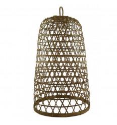 Sospensione in rattan e bambù Modello Ubud ø32cm - Creazione artigianale