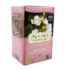 Infusion / Tisane Moroccan Mint - 18 sachets - Numi Tea