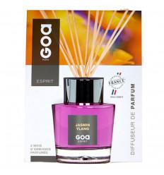 Goatier Esprit Jasmin Ylang - Goa Rattan Stem Perfume Diffuser - 200ml