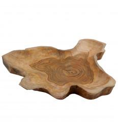 Teak root bowl ⌀20cm / Fruit bowl / Centerpiece