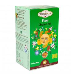 Tisane / Ayurvedic infusion with Green Tea, Orange and Cinnamon - Shoti Maa.